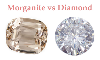 Morganite VS Diamond : Which Should you Go For? - BBBGEM